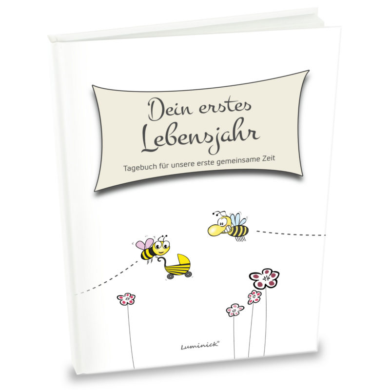 Babytagebuch Luminick